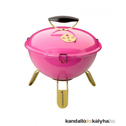 Landmann bbq queen asztali grill 38 cm