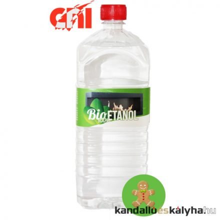 Bioetanol / cni / mézeskalács / 1,9 liter