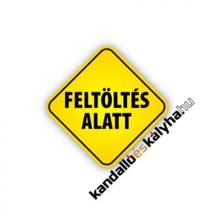 Vízteres fatüzelésű kandalló / kratki aquario a14 dupla üveggel / 14 kw / 200-as füstcső csatlakozással