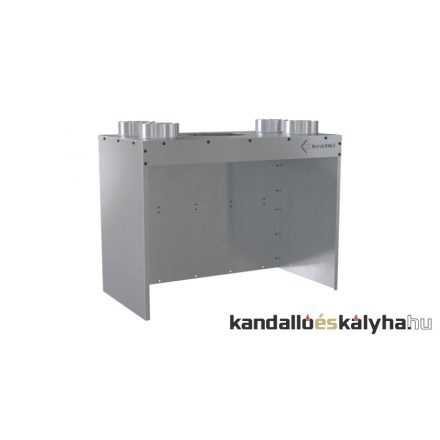 Továbbfejlesztett konvekciós burkolat / antek 4x125