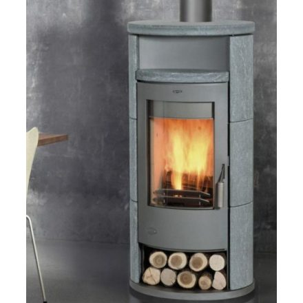 Fireplace alicante zsírkő / 8 kw / 150-es füstcső csatlakozással