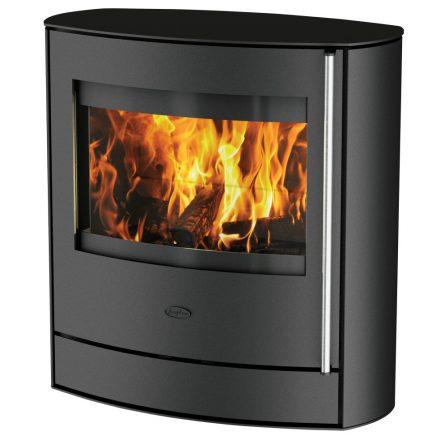 Fireplace ADAMIS fatüzelésű kályha - lemez burkolattal