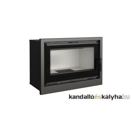 Kandallóbetét / kratki arke 80 / 12 kw / 200-as füstcső csatlakozással
