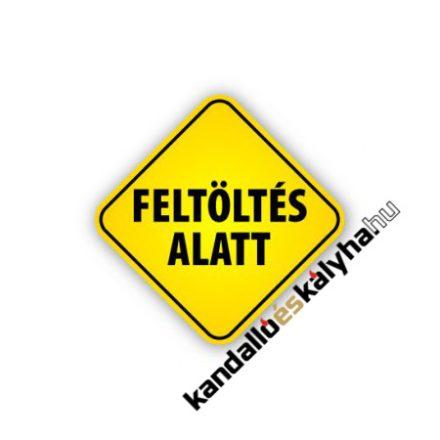 Öntöttvas hordozható kályha / kratki koza k10 asdp rendszerrel/ 6 kw / 130-as füstcső csatlakozással