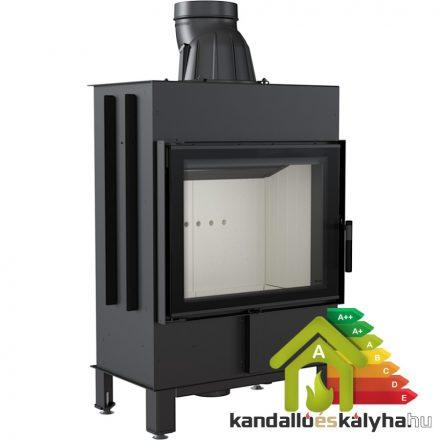 Kandallóbetét / kratki lucy 12 / 12 kw / 200-as füstcső csatlakozással