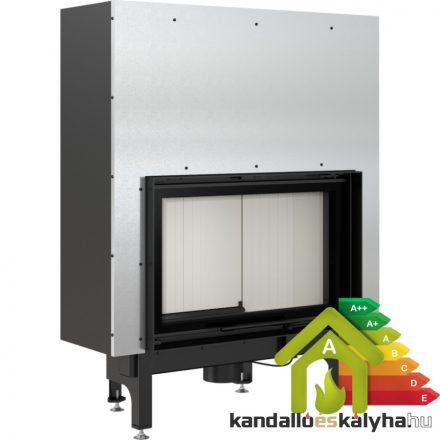 Kandallóbetét / kratki pro nadia 12 liftes / 12 kw / 200-as füstcső csatlakozással