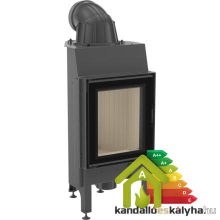 Kandallóbetét / kratki pro nadia 8 / 7 kw / 200-as füstcső csatlakozással