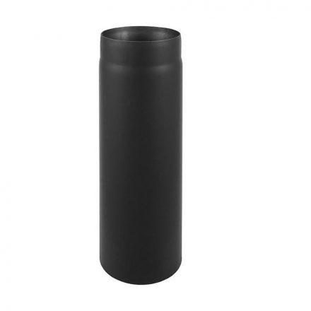 Füstcső egyenes / 130mm / 1000mm