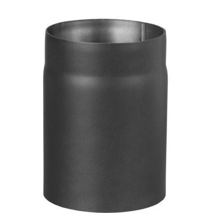 Füstcső egyenes / 130mm / 250mm