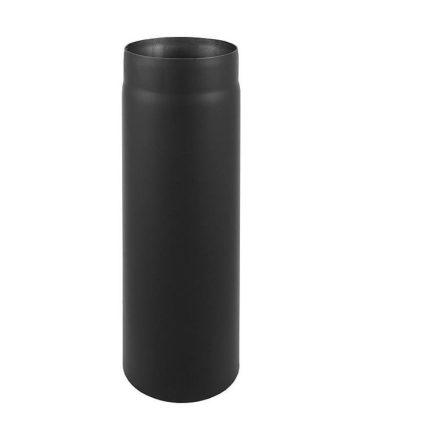 Füstcső egyenes / 130mm / 500mm