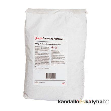 Skamol ragasztó - scamoenclosure adhesive - 20kg